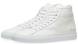 Common Projects Tournament High Leather