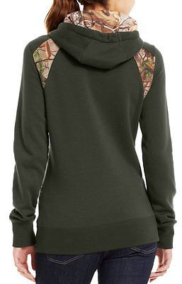 Under Armour Women's Charged Cotton Storm Full Zip Hoodie
