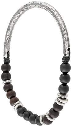 Andrea D'Amico stone embellished bracelet