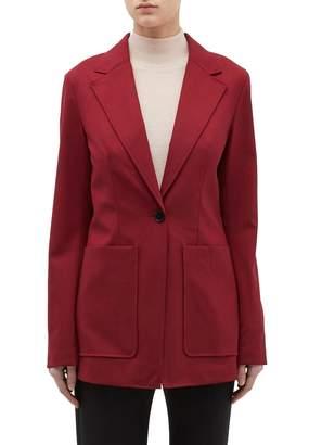 3.1 Phillip Lim Patch pocket virgin wool blazer