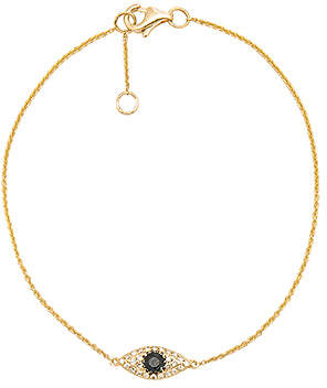 Sachi Evil Eye Sapphire Bracelet