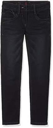 S'Oliver Girl's 53.811.71.3263 Jeans, (Blue Denim Stretch 59z2)