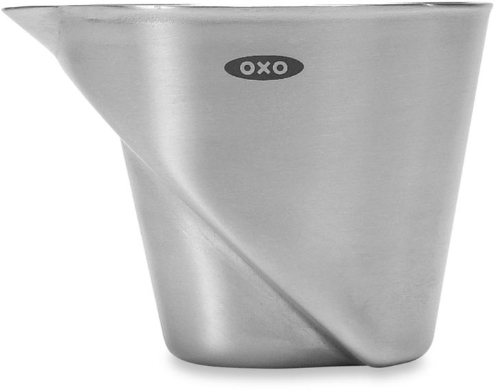 OXO Good Grips® Stainless Steel Mini Angled Measuring Cup