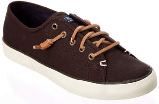 Sperry Women's Pier Vier Burnishable Sneaker