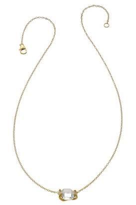 Heather Hawkins Herkimer Diamond Necklace