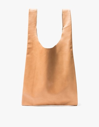 Leather Baggu in Saddle $160 thestylecure.com