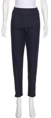 Avenue Montaigne High-Rise Skinny Jeans