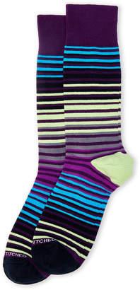 N. Unsimply Stitched Alexander Stripe Crew Socks