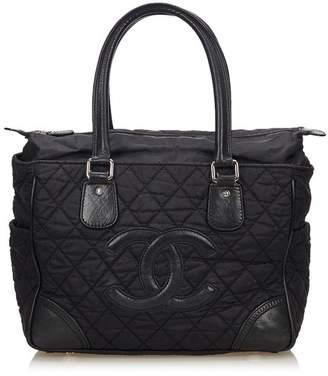 Chanel Vintage New York Line Handbag