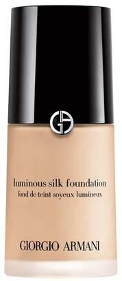Giorgio Armani Luminous Silk Foundation