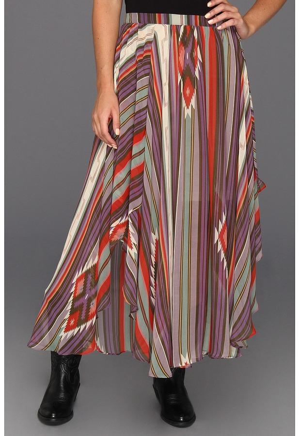 Tasha Polizzi - Sautillo Skirt (Multi) - Apparel