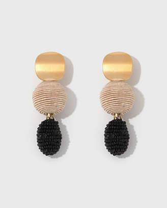 Lizzie Fortunato Nightfall Drop Earrings