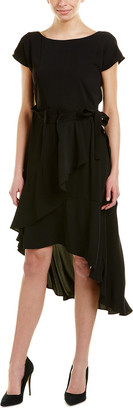 Laundry by Shelli Segal Midi Dress