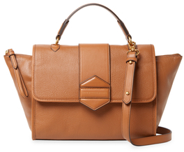 Marc By Marc Jacobs Flipping Out Small Leather Satchel