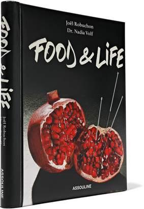 Assouline 食べ物と生活(food And Life)ジョエル・ロブション(joël