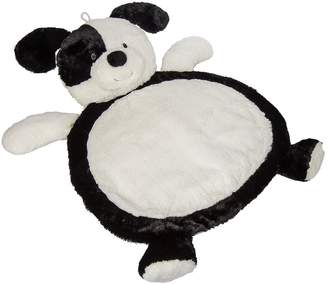 Mary Meyer Black and White Puppy Mat
