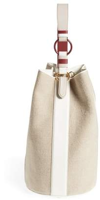 Diane von Furstenberg Large Steamer Bucket Bag