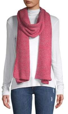 Lord & Taylor Long Knit Scarf
