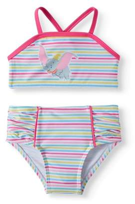 Minnie Tank Bikini Swimsuit (Baby Girls)