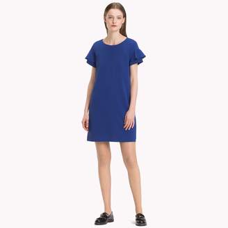 Tommy Hilfiger Ruffle-Sleeve Dress