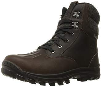 Timberland Men's Chillberg Mid Waterproof Insulated Boot Ankle,43 1/2 EU