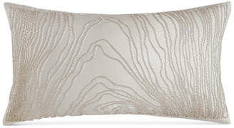 """Hotel Collection Agate 12"""" x 22"""" Decorative Pillow, Created for Macy's"""