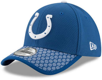 New Era Boys' Indianapolis Colts 2017 Official Sideline 39THIRTY Cap