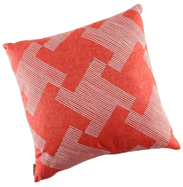Blissliving Home Oxford Pillow (Rose) - Home