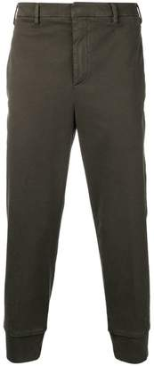 Neil Barrett tapered casual trousers