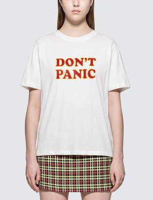 Rocket X Lunch Don't Panic S/S T-Shirt