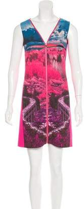 Ted Baker Printed Mini Dress