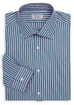 Charvet Men's Slim-Fit Dress Shirt