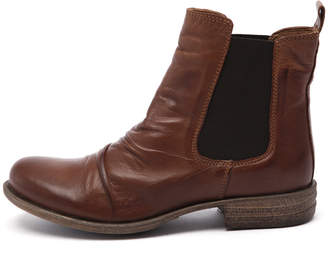 EOS Willo-w Brandy Boots Womens Shoes Casual Ankle Boots