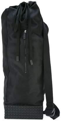 NO KA 'OI No Ka' Oi square panel base backpack