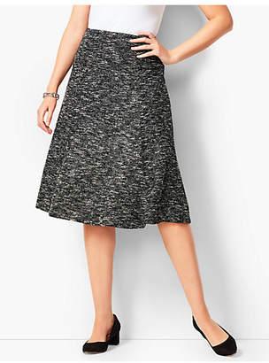 Talbots Tweed Knit Skirt