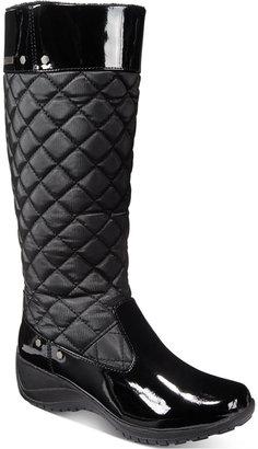 Khombu Women's Merrit Cold-Weather Boots $95 thestylecure.com