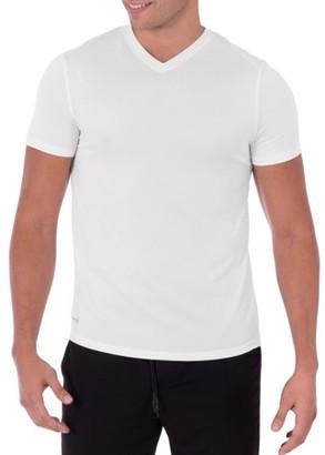 Russell Men's Performance Activewear Short Sleeve Vneck Tee