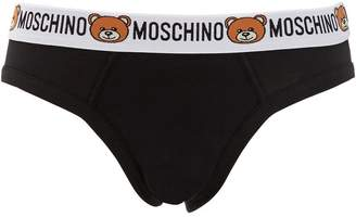 Moschino Jersey Stretch Cotton Briefs