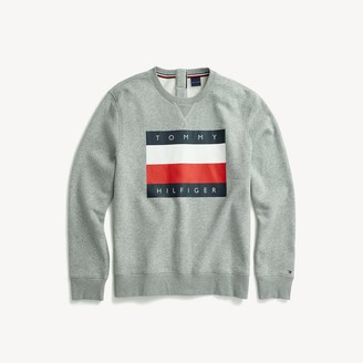 Tommy Hilfiger Seated Fit Icon Crewneck
