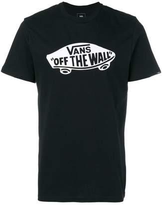 Vans logo patch T-shirt