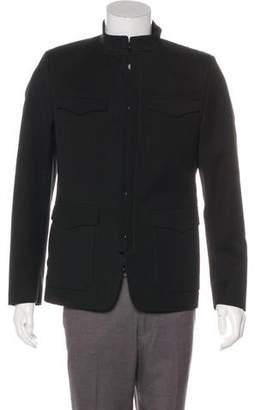Givenchy Multi-Pocket Button-Up Jacket