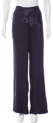 Calvin Klein Collection Wide-Leg Harem Pants