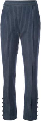 Rosie Assoulin pinstripe trousers