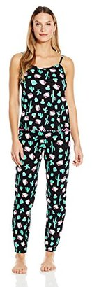 Hello Kitty Women's Festival Pajama Set $36 thestylecure.com