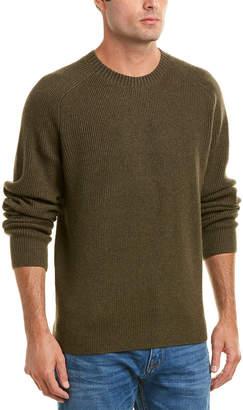 Vince Wool & Cashmere-Blend Crewneck Sweater