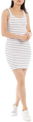 Miss Shop Rib Tank Dress