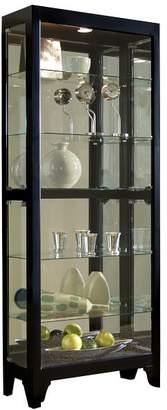 Pottery Barn Albert Display Cabinet