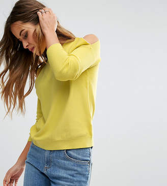 Asos Sweater with Cold Shoulder