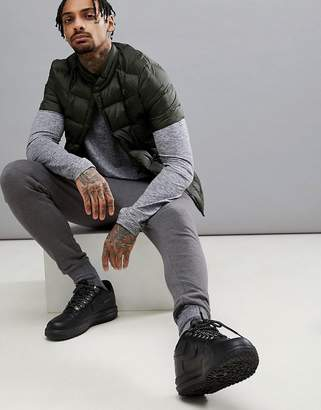 Asos 4505 Packable Jacket With Quilting