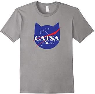 CATSA Cat Universe Space T-shirt